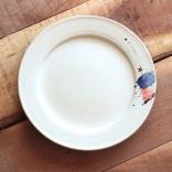 """10"""" rimmed dinner plate"""