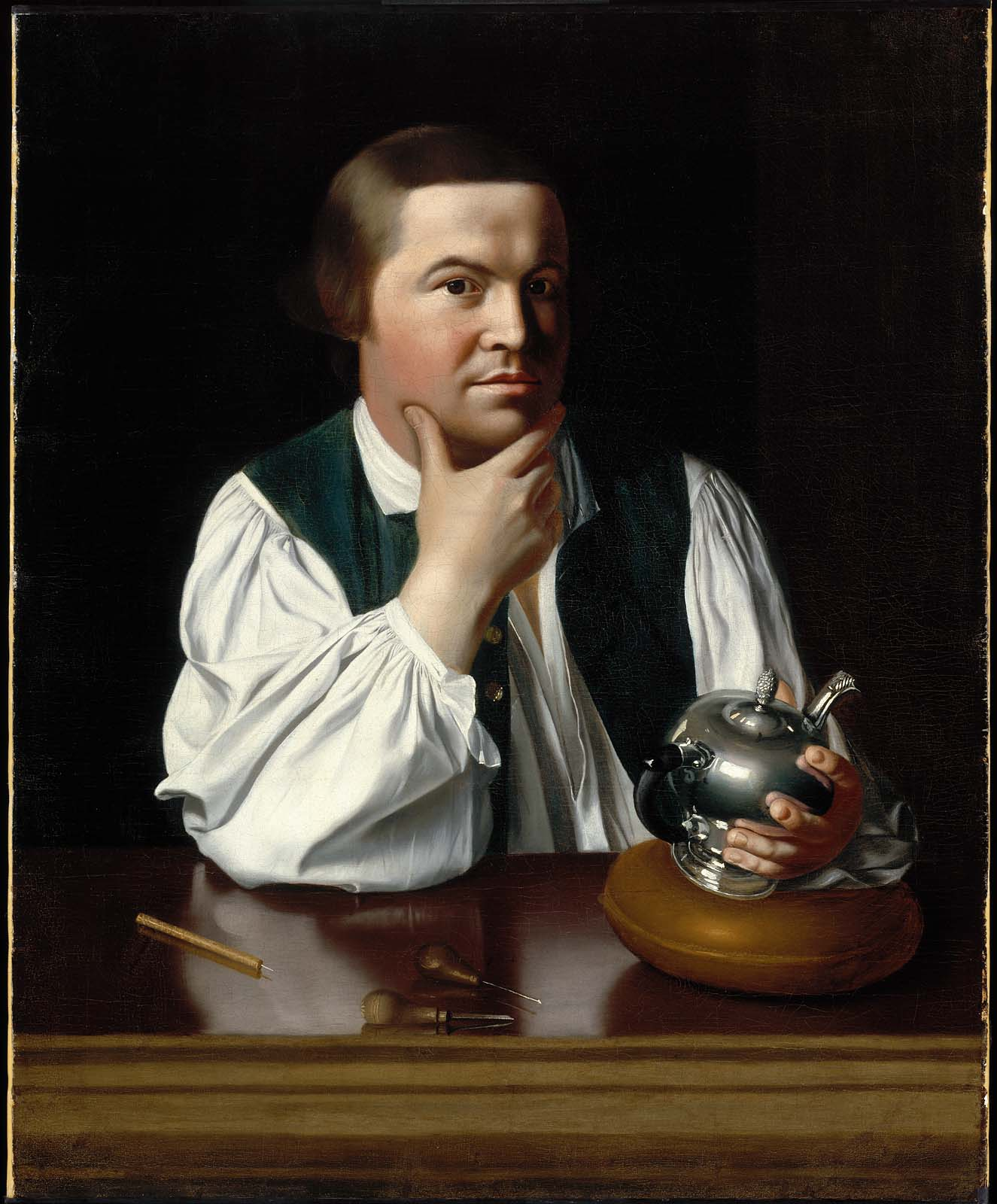 John Singleton Copley's Paul Revere